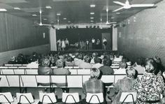 Alex Rigg theatre in the Civic Centre Shepparton