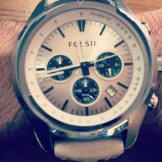 Our Fossil fans shared picture... #brandicted  #fossil #watches