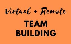 Our list of the best virtual team building activities for remote workers. Includes online office games, virtual campfires, online tea ceremonies and more. Classroom Team Building Activities, Corporate Team Building Activities, Office Team Building Games, Teacher Team Building, Fun Office Games, Trust Building Activities, Office Fun, Building Ideas, Team Bonding Activities