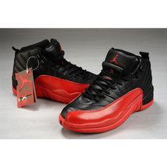 d95dde4c30b0 Women Jordan Shoes -jordan shoes for women Women Jordan 12 Black Red  Women  Jordan 12 - Women Jordan 12 Black Red. Inspired by a century dress boot