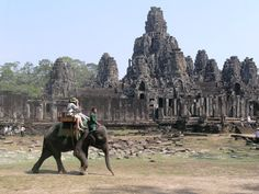 Ride an elephant in Cambodia Theravada Buddhism, Tonle Sap, Activities Of Daily Living, Khmer Empire, House On Stilts, Mekong Delta, Phnom Penh, Angkor Wat, Hanoi