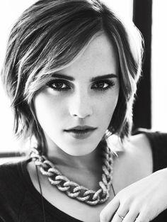 Emma Watson. It's not even fair!
