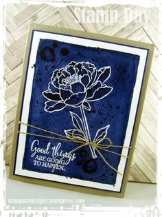Good Things are Going to Happen (1) by samson1023 - Cards and Paper Crafts at Splitcoaststampers