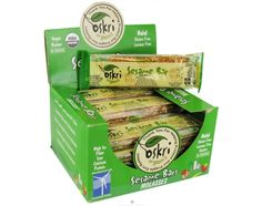 Oskri is a small company located in Lake Mills, Wisconsin. We sell many unique products, which are produced on site in our warehouse.  Health conscious foods for people who like to keep it simple.    18ct - 1.9oz each