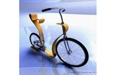 """""""The Svepa bike design employs a frame made from an intelligent combination of plywood and aluminum to create an elegant, practical and eye-catching city bicycle built for two"""""""