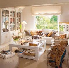 woonkamer meubels hebben ruimte nodig