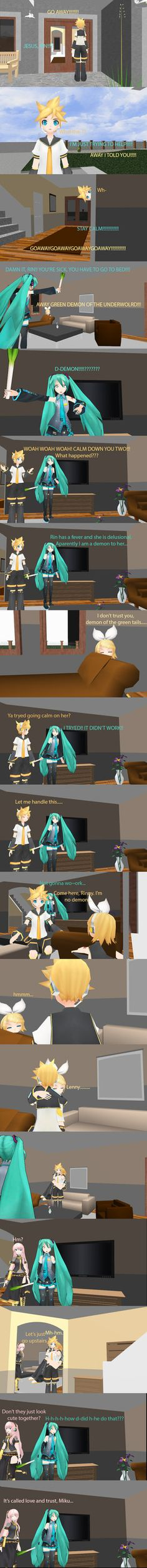 Vocaloid, Trust (I still believe that they are siblings... :3)