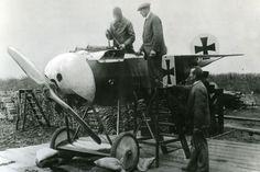Fokker Dr1 Test Plane