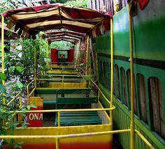 Dadiland, abandoned amusement park, Dadizele, Belgium