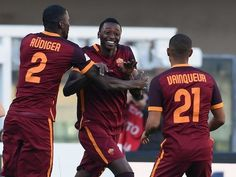 Report: Liverpool interested in Roma youngster Umar Sadiq