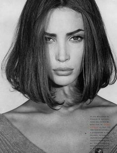 Christy Turlington by Steven Meisel for Vogue Italia October 1989