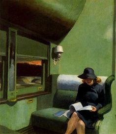 Forgotten Futures — Edward Hopper