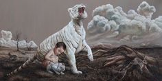 Kai, Lion Sculpture, Chinese, Artists, Statue, Painting, Artist, Painting Art, Paintings