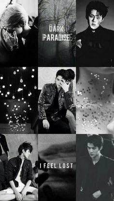 #sehun #exo #lockscreen #kpop #wallpaper #blacklove #OHSEHUN