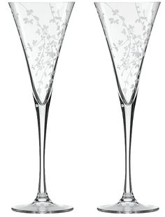 Gardner Street' toasting flutes @kate spade new york #Celebstylewed #Spring #Weddings. @Celebrity Style Weddings.
