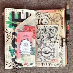 Journal Paper, Junk Journal, 28 Mai, Shop Class, Still In Love, Hobonichi, Vintage Paper, Creations, Notebook