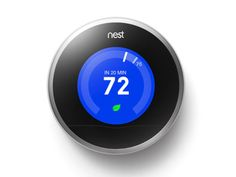 Tech gift: Learning Thermostat, $249, Nest.