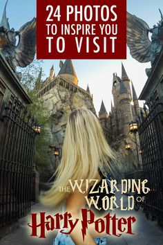"For those of us that literally grew up with the characters in the books and movies, visiting The Wizarding World of Harry Potter is a dream come true. The attention to detail in the parks is absolutely incredible and you can easily get lost in the ""wizarding world"" for hours."