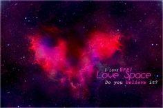 Space Believe Love
