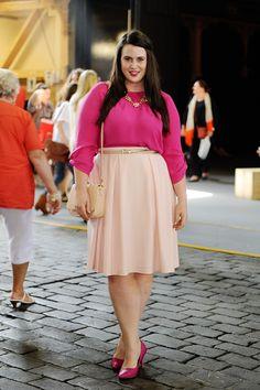 Current Fashion Trends 2014 plus size | Danimezza CCR PMM Plus Size Fashion Blogger Outfit Melbourne 2014-15