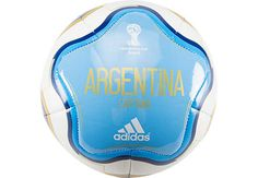 Get your adidas Argentina  2014 Capitano Soccer Ball at SoccerPro today!