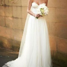 Steven Khalil Lace #Wedding #Dress