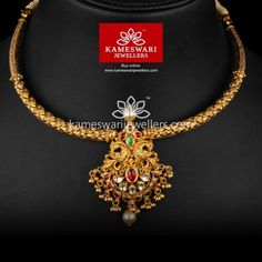 Indian Gold Jewelry Near Me Gold Bangles Design, Gold Jewellery Design, Gold Jewelry, Quartz Jewelry, Chain Jewelry, Antique Jewellery, Mango Necklace, Gold Necklace, Gold Choker