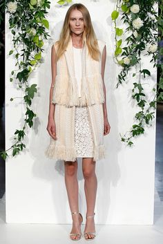 Kaelen Spring 2015 Ready-to-Wear Fashion Show - Michaela Bodenmiller (MARILYN)