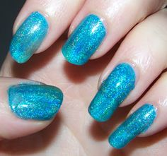 Melanie's Fancies: Review: Born Pretty Store Holo #10