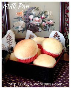 Japanese Milk Pan Soft Bun - Kenneth Goh