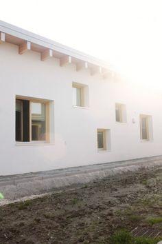 Scuola di Musica, Finale Emilia, Tipi Studio, Fondazione C.G. Andreoli, Solidarietà Vigolana Onlus, xlam, wood,  Lourdes Cabrera photography