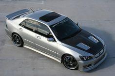 Lexus Is300 | Tuned 2002 Lexus IS300