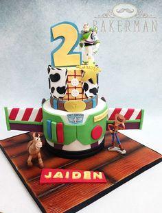 Bakerman - Children's Cakes