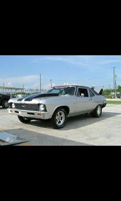 My dream car 1969 Chevy Nova