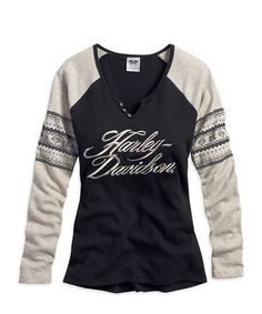 Harley-Davidson Long Sleeve