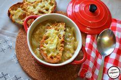 Supa de ceapa-reteta frantuzeasca Supe, Guacamole, Mexican, Ethnic Recipes, Food, Essen, Meals, Yemek, Mexicans