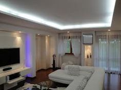 controsoffitto con led