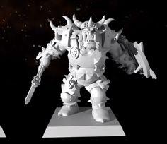 Imagine 3D Miniatures #3dprinting