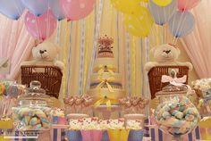 Bom, como vocês já sabem eu bem adooooooro criar projetos bem diferentes e inusitados e este aqui foi um dos mais especiais que eu já criei... Baby Shower, Event Decor, Party Time, Gingerbread, Birthday Parties, Birthdays, Julia, Ideas, Cake