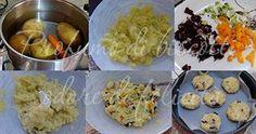 polpette di verdure senza uova procedimento