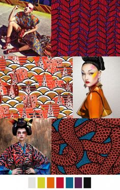 street-fighter-There are a lot of collages for the Autumn/Winter ' 16 from Patterncurator. So you can find them in different pages.
