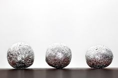 Aluminum Foil Dryer Balls. I've been wanting to find a way to replace dryer sheets. Maybe this will work?