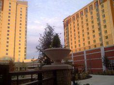 winstar world hotel | Winstar World Casino Hotel and Resort Pool 2 area - Picture of ...