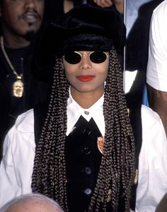 Janet Jackson's 8 Looks from the '90s that Made Us Who We Are Today