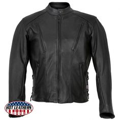Cool #Go4USA Product…  Classic Vented Leather Jacket  at All American Clothing Co. www.allamericanclothing.com/made-in-usa/JKM5002.html?Affiliate=Go4MadeInAmerica