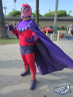 Magneto Cosplay by Trinity All-Stars - photo by: © Project Gusto