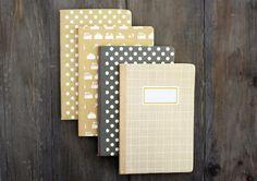 Oh, Hello Friend   Graph Jotter Notebook $4