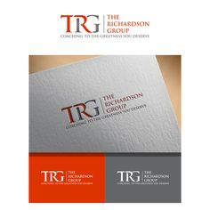 Re logo for TRG by Nee_A Queen