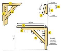 Med en väggfast långbänk löser du smidigt sittplatsbekymmer i smala utrymmen!