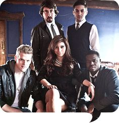 Pentatonix! Follow @PTXfans on Twitter!